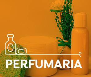 Perfumaria no Supermercado Tateno